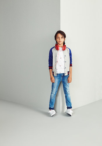 tommy hilfiger - thefashionblink SS16 KIDS Look 2