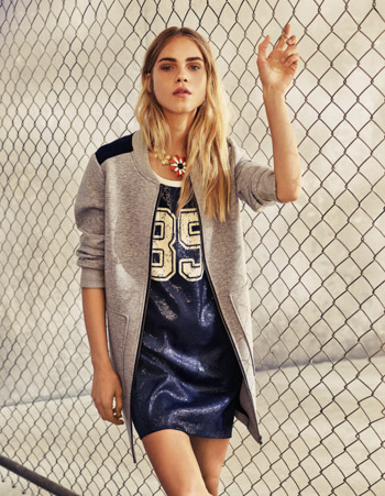 tommy hilfiger - thefashionblink SS16_DNM_Look01