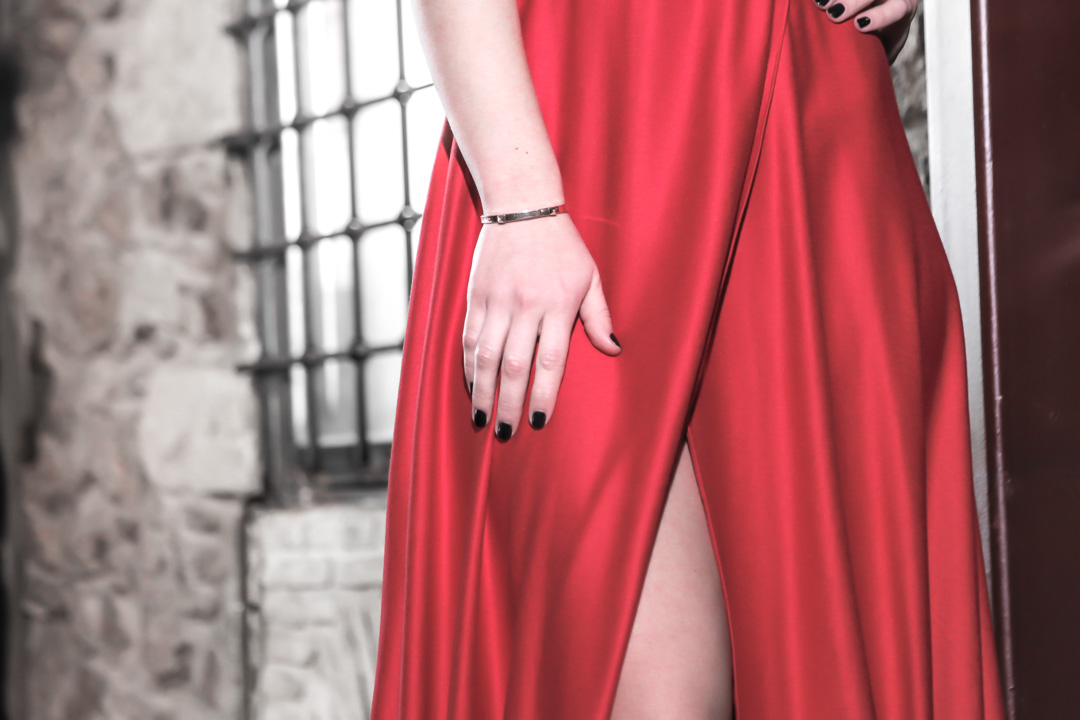 RED MAXI DRESS, thefashionblink