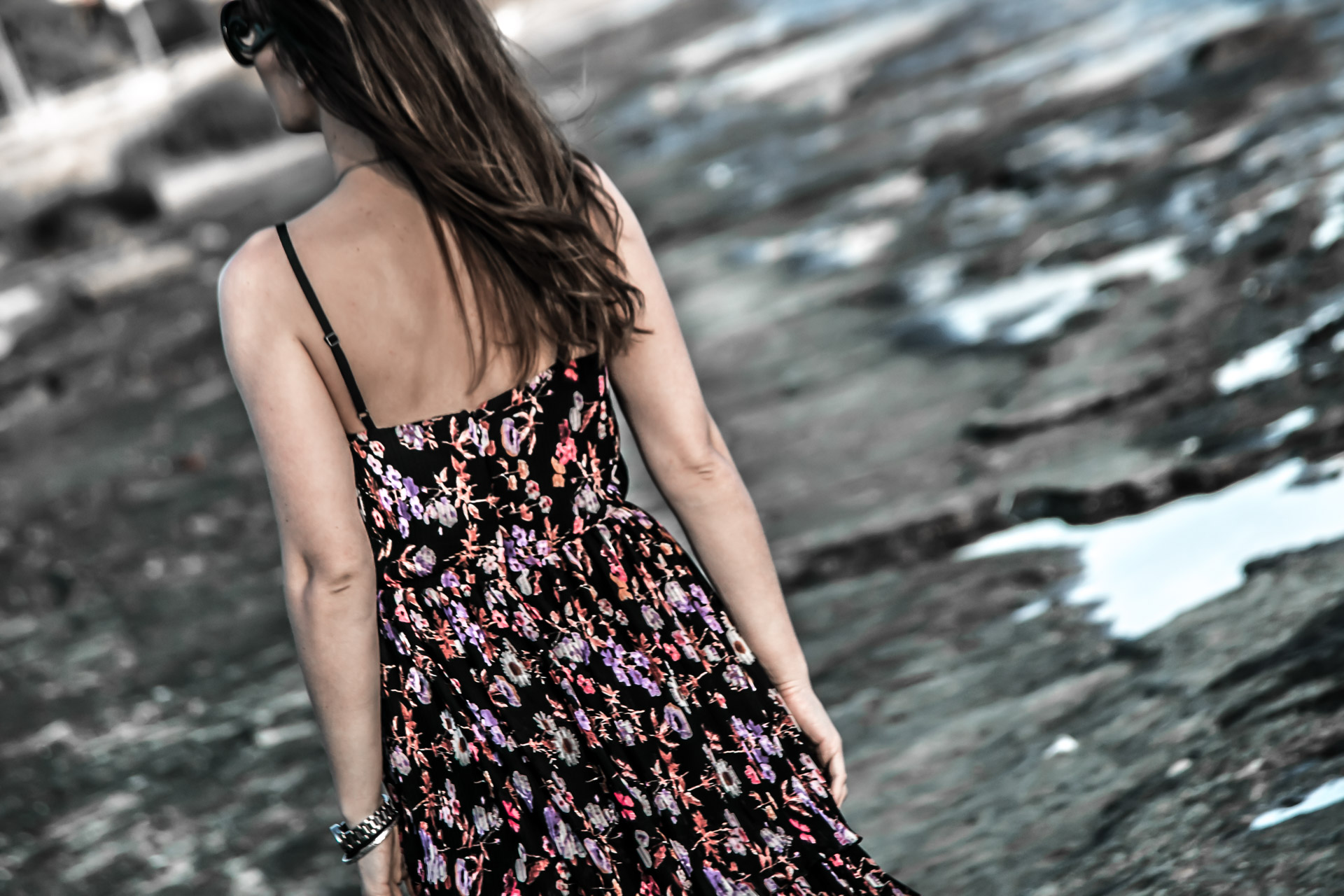 Thefashionblink : Toi&Moi floral dress